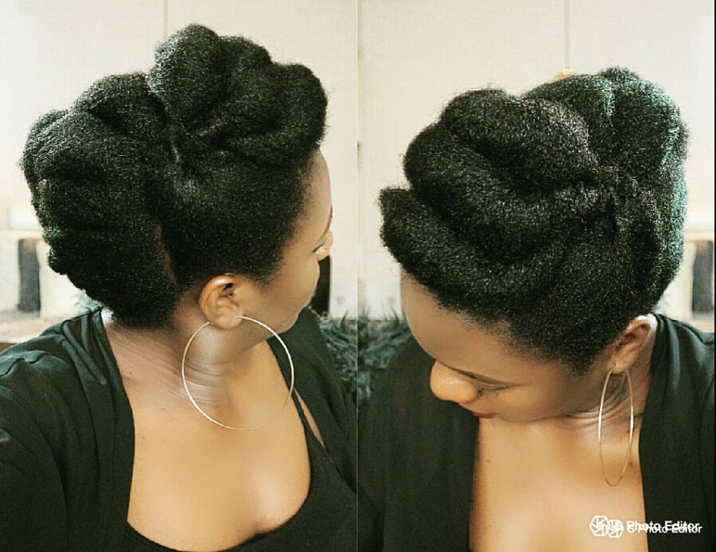 NATURAL HAIR|| BRING OUT SO MUCH CREATIVITY.